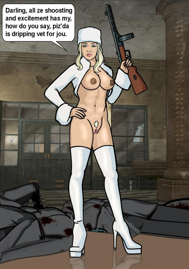 Archer Video Cartoon Porn