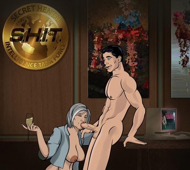Superstar Archer Nude Scenes Pics