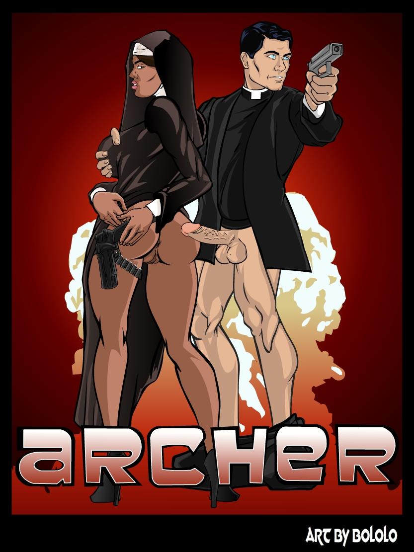 Archer Hentai